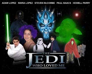 The Jedi Who Loved Me